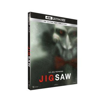 SawJigsaw (Saw 8) Blu-ray 4K