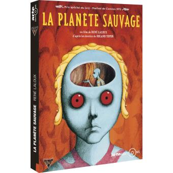 PLANETE SAUVAGE (VERSION RESTAUREE)-FR