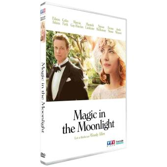 Magic in the moonlight - DVD
