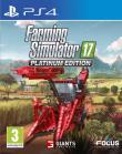 Farming Simulator 17 Edition Platinum PS4
