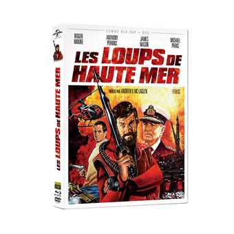Les Loups de Haute Mer Combo Blu-ray DVD