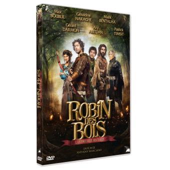 Robin des BoisRobin des Bois La véritable histoire DVD