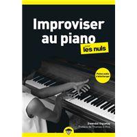 Improviser au piano Poche Pour les Nuls