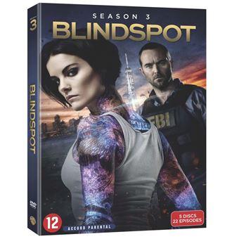 BlindspotBlindspot Saison 3 DVD
