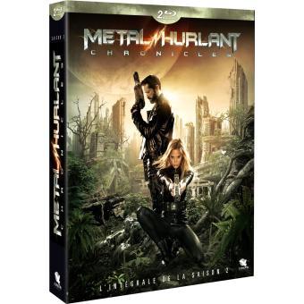 Metal Hurlant ChroniclesMetal Hurlant Chronicles L'intégrale de la Saison 2 Blu-ray