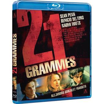 21 grammes Blu-ray