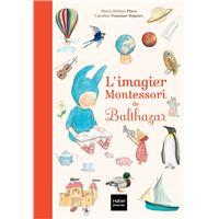 L'imagier Montessori de Balthaza