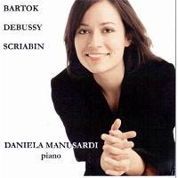 Bartok - Debussy - Scriabin
