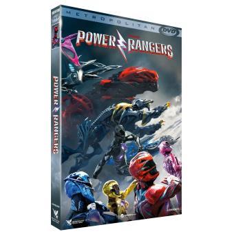 Power rangersPower Rangers DVD