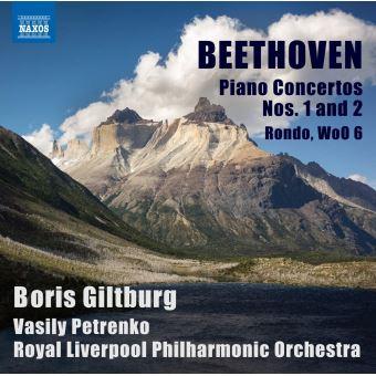 Concertos pour piano numéros 1 et 2 Rondo Woo 6