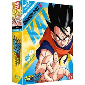 kai l intégrale box 1 blu ray blu ray achat prix fnac