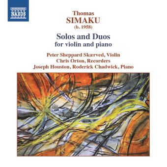 SOLOS AND DUOS FOR VIOLIN AND PIANO
