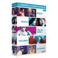 Coffret Classiques du Cinéma Hongrois Volume 2 5 Films DVD