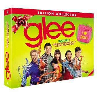 GleeCoffret intégral des Saisons 1 à 3 - DVD