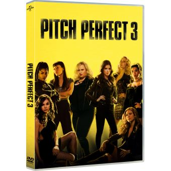 Pitch PerfectPitch Perfect 3 DVD