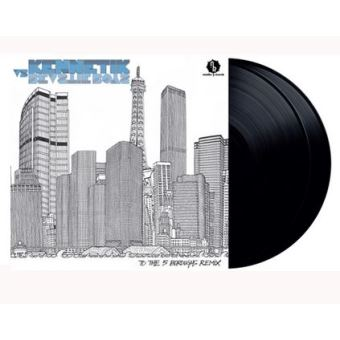 To The 5 Boroughs Double Vinyle Gatefold