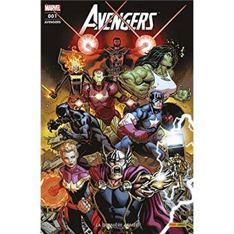 AvengersAvengers Fresh Start