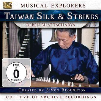 MUSICAL EXPLORERS/CD+DVD