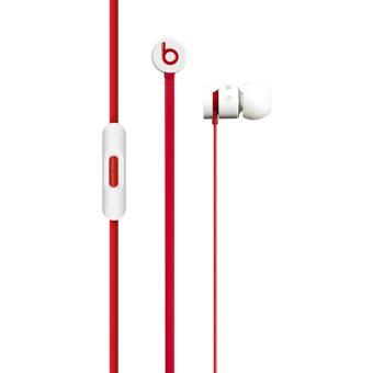 Ecouteurs intra auriculaires Beats urBeats Rouge et Blanc