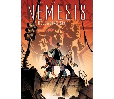 Nemesis Tome 06 - Reloading Six