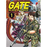 Gate, Au-delà de la porte