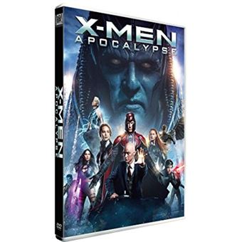 X-MenX-Men : Apocalypse DVD