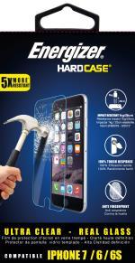 Ecran de protection Energizer en Verre Trempé pour iPhone 6, 6S et 7