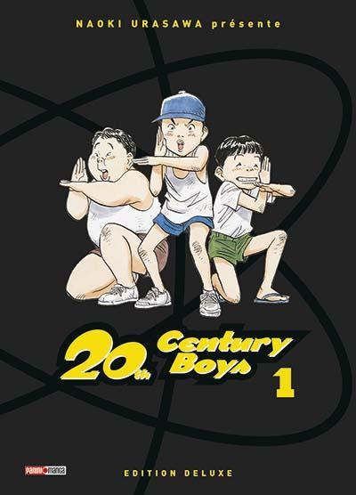 20th century boys deluxe - tome 1