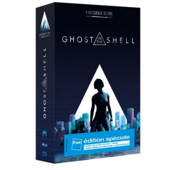 Ghost in the ShellGhost in the Shell Coffret Collector Edition spéciale Fnac Blu-ray