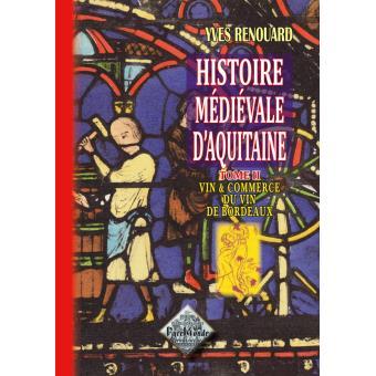 Histoire médiévale d'Aquitaine