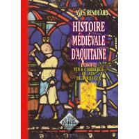Histoire Medievale D Aquitaine Tome 1 Institutions Et Relations Broche Yves Renouard Achat Livre Ou Ebook Fnac