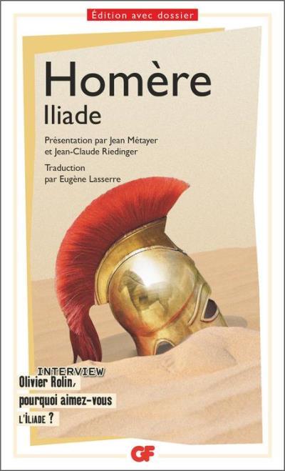 Iliade - 9782081419056 - 4,99 €