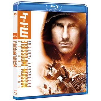 Mission : Impossible  Les FilmsMission : Impossible Protocole fantôme Blu-ray