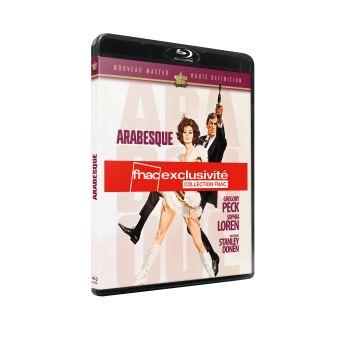 Arabesque Edition Collector Exclusivité Fnac Blu-ray