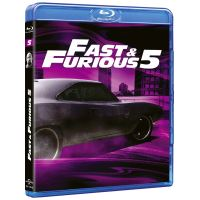 Fast and Furious 5 Blu-ray