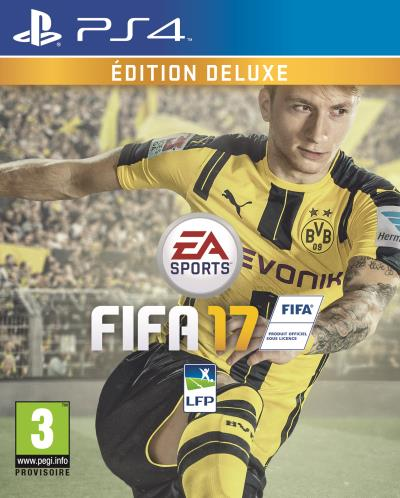FIFA 17 Edition Deluxe PS4
