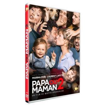 Papa ou MamanPapa ou maman 2 DVD