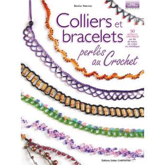 comment faire un collier perle au crochet