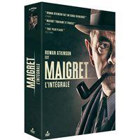Coffret Maigret Saisons 1 et 2 DVD