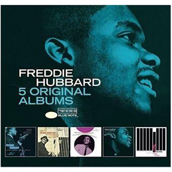 5 Original albums/5CD