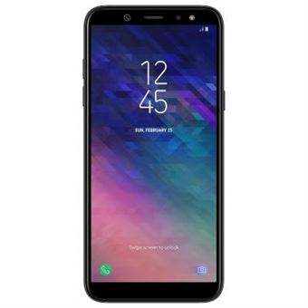 Samsung SM-A600F Galaxy A6 2018 zwart 4G 5,6'' 16MP