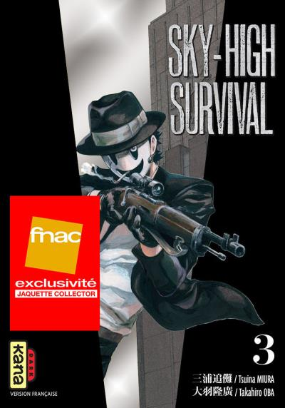 Sky-High Survival Edition spéciale Tome 3 - Exclu Fnac