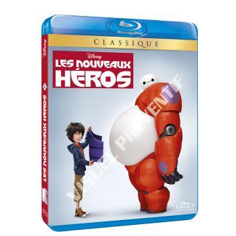 Les nouveaux hérosBig Hero 6