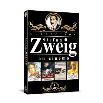 Coffret Stefan Zweig DVD