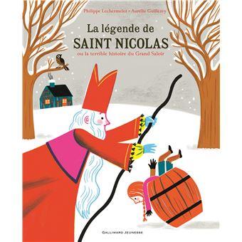 Saint Nicolas ou la terrible histoire du grand saloir