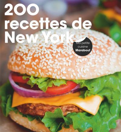 200 recettes de New York