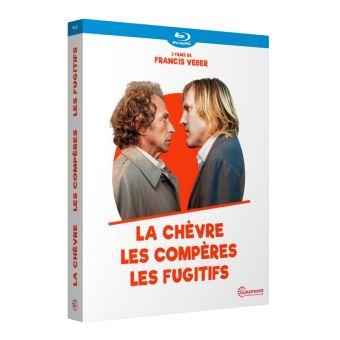 Coffret Francis Veber Pierre Richard 3 films Blu-ray
