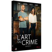 L'Art du crime Saison 3 DVD