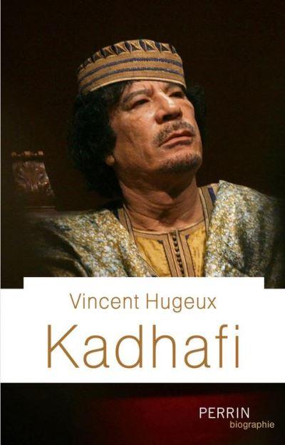 Kadhafi - 9782262074654 - 15,99 €