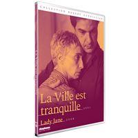 Coffret La ville est tranquille Lady Jane DVD